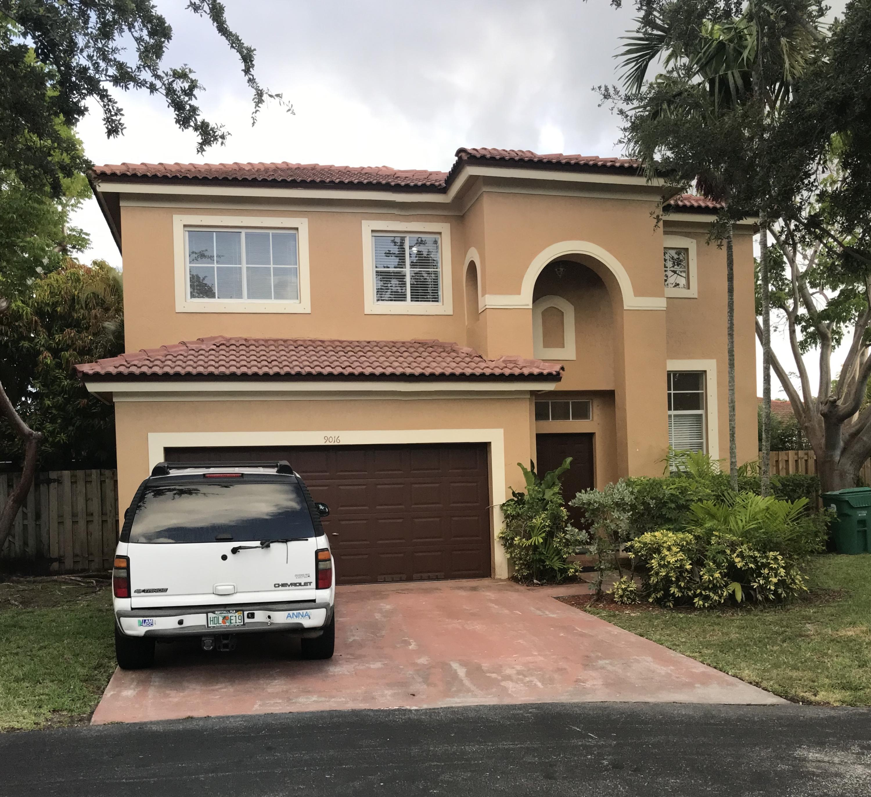 Single Family Home for rent in 9016 SW 215th Street, Cutler Bay, Florida ,33189