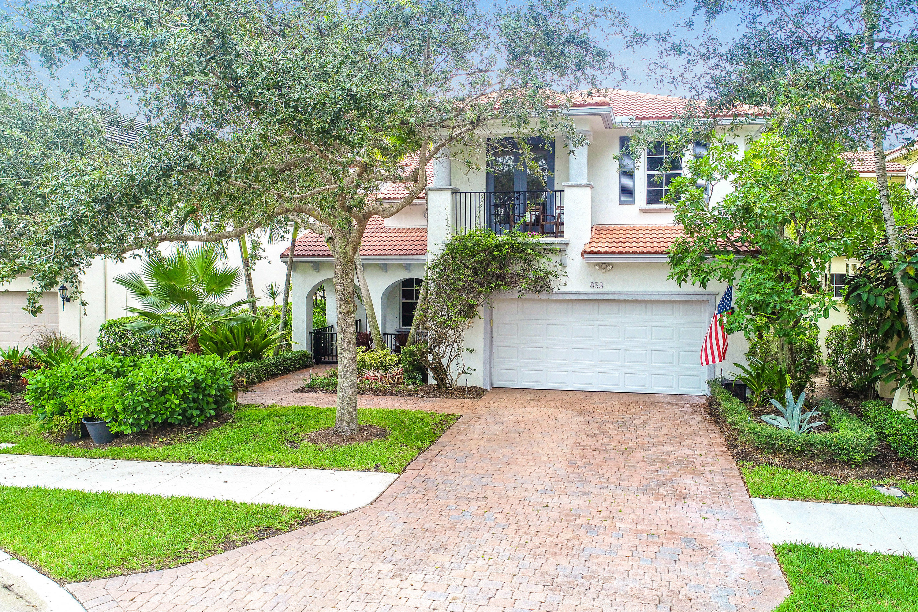 Single Family Home for sale in 853 Madison Court, Palm Beach Gardens, Florida ,33410
