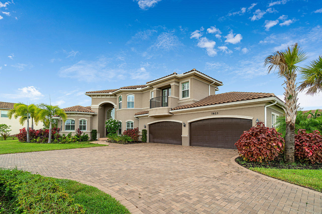Single Family Home for sale in 7823 Arbor Crest Way, Palm Beach Gardens, Florida ,33412