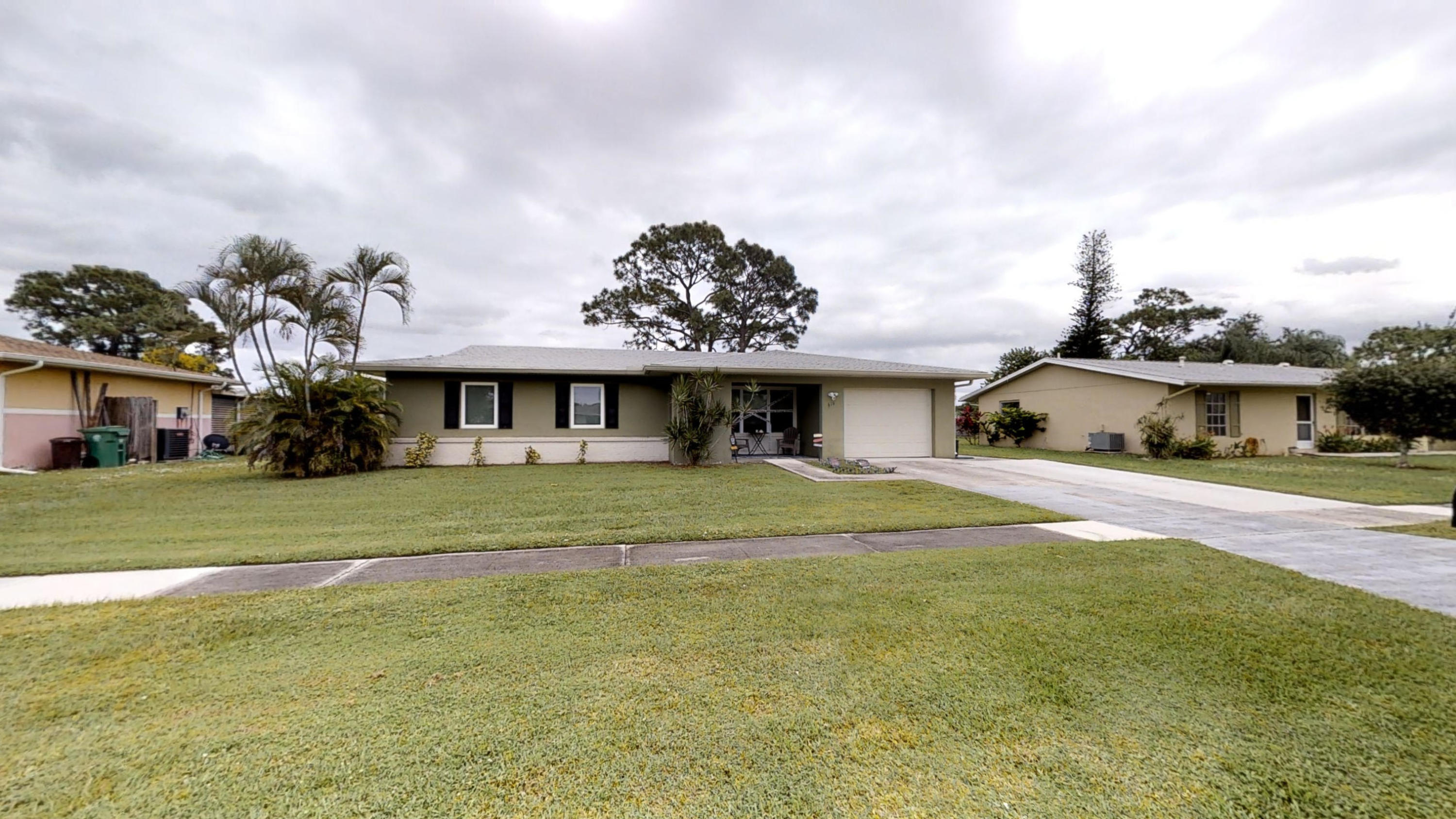 Single Family Home for sale in 619 SW Branford Road, Port Saint Lucie, Florida ,34983