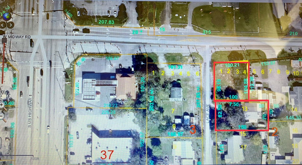 Land for sale in 393 Midway Road, Fort Pierce, Florida ,34982