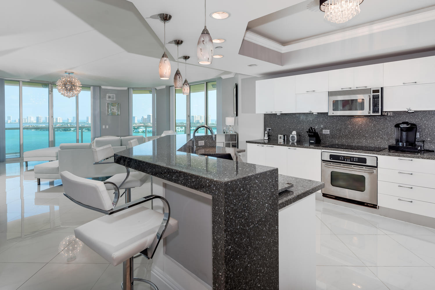 Condominium for sale in 2650 Lake Shore Drive 1606, Riviera Beach, Florida ,33404