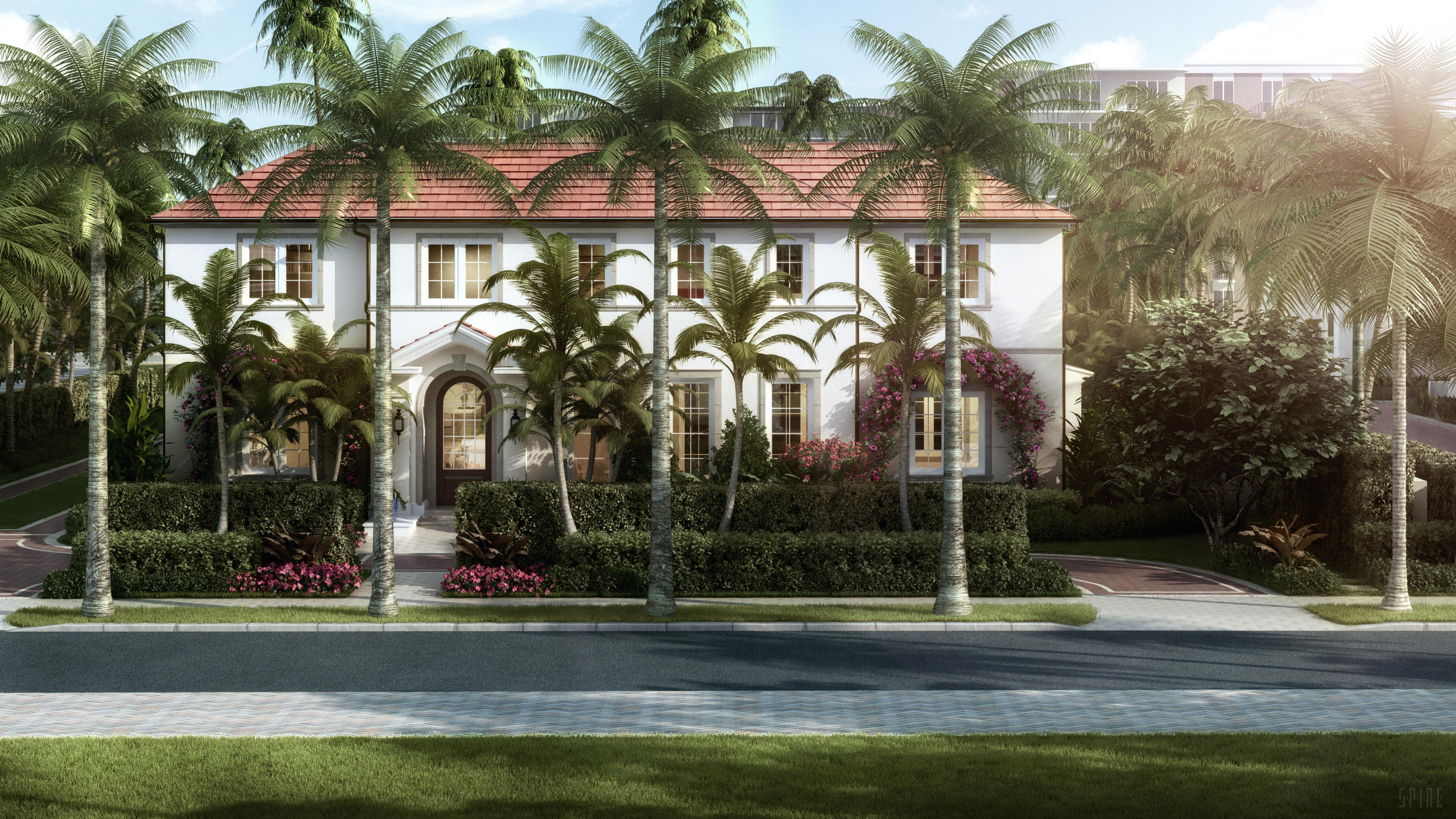 Single Family Home for sale in 101 Gulfstream Road, Palm Beach, Florida ,33480