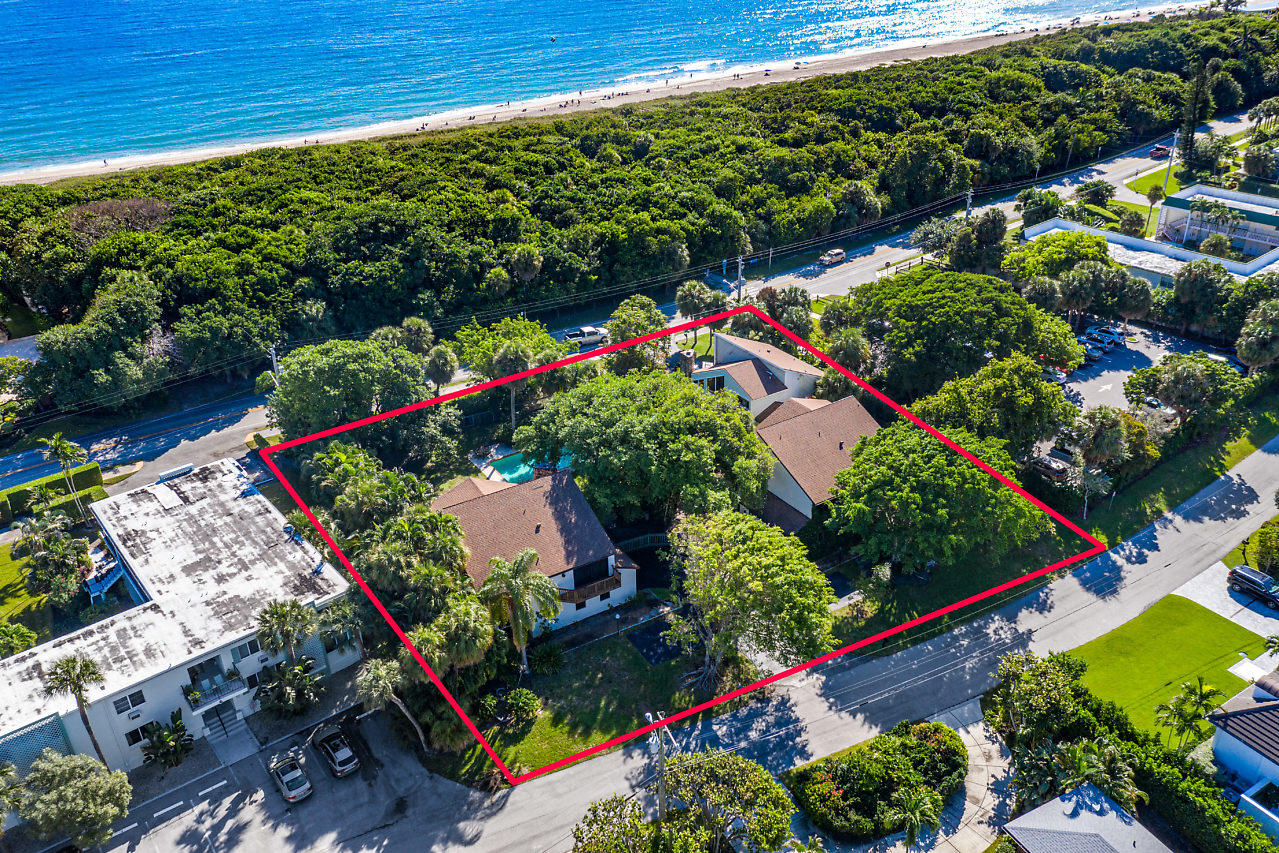 Single Family Home for sale in 74 River Drive, Ocean Ridge, Florida ,33435