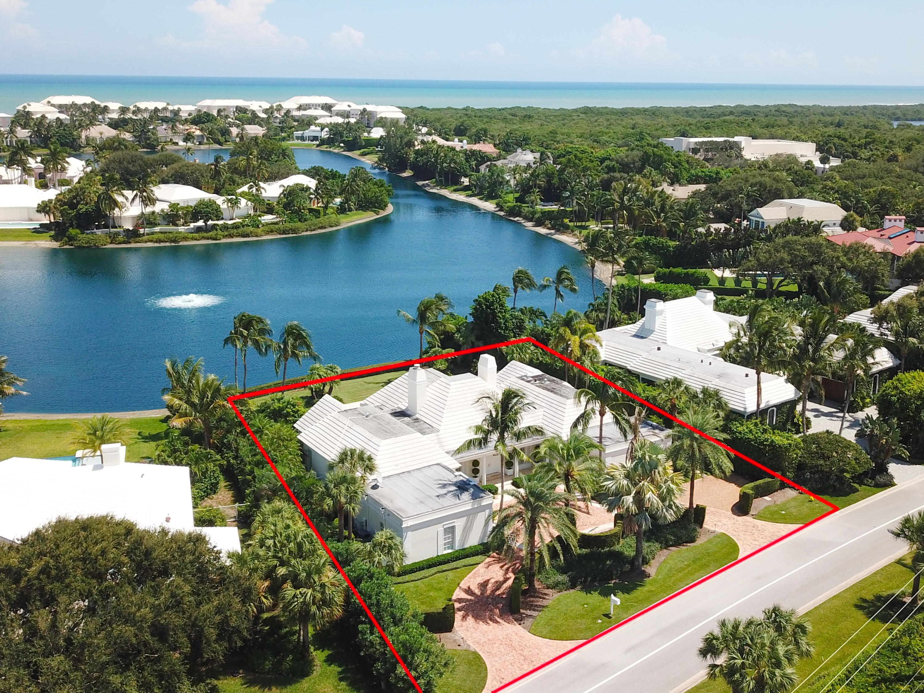 Single Family Home for sale in 11082 Turtle Beach Road, North Palm Beach, Florida ,33408
