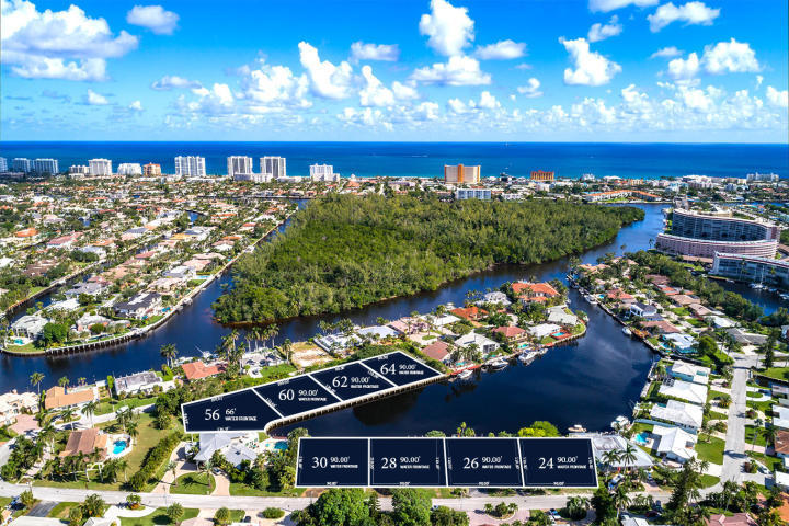 Single Family Home for sale in 56 Little Harbor Way, Deerfield Beach, Florida ,33441