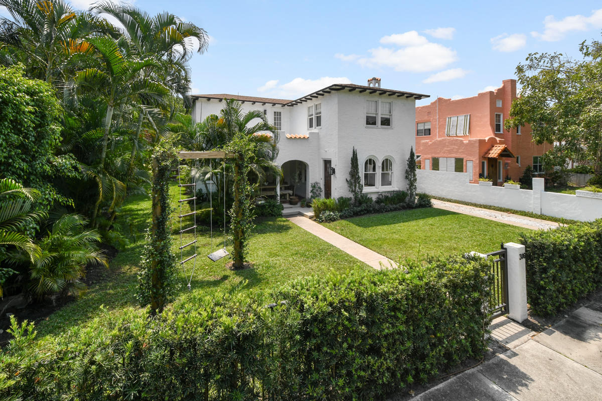 Single Family Home for sale in 306 Marlborough Place, West Palm Beach, Florida ,33405