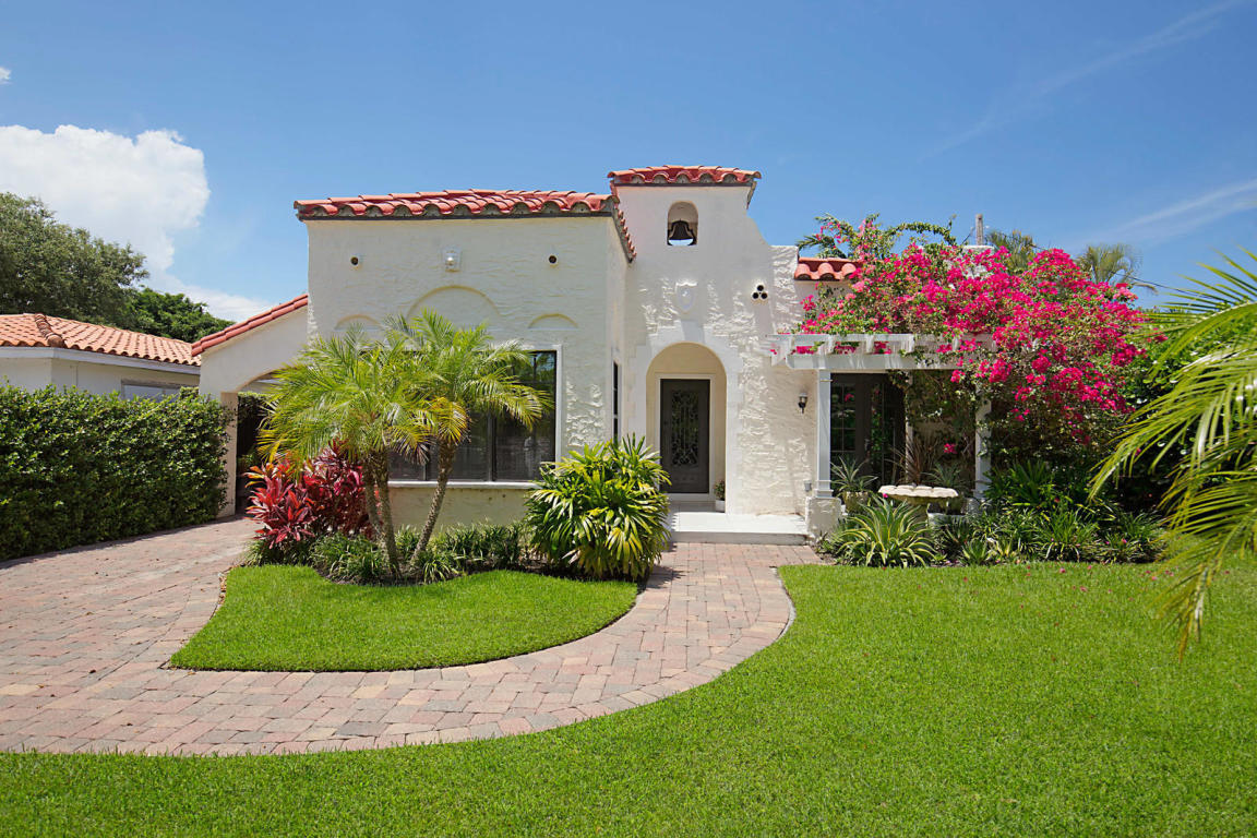 Single Family Home for sale in 213 Seville Road, West Palm Beach, Florida ,33405