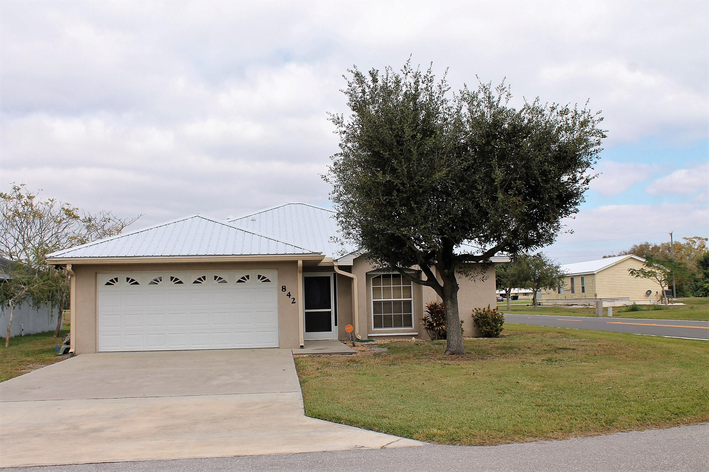 Single Family Home for sale in 842 Thatcher Boulevard, Moore Haven, Florida ,33471