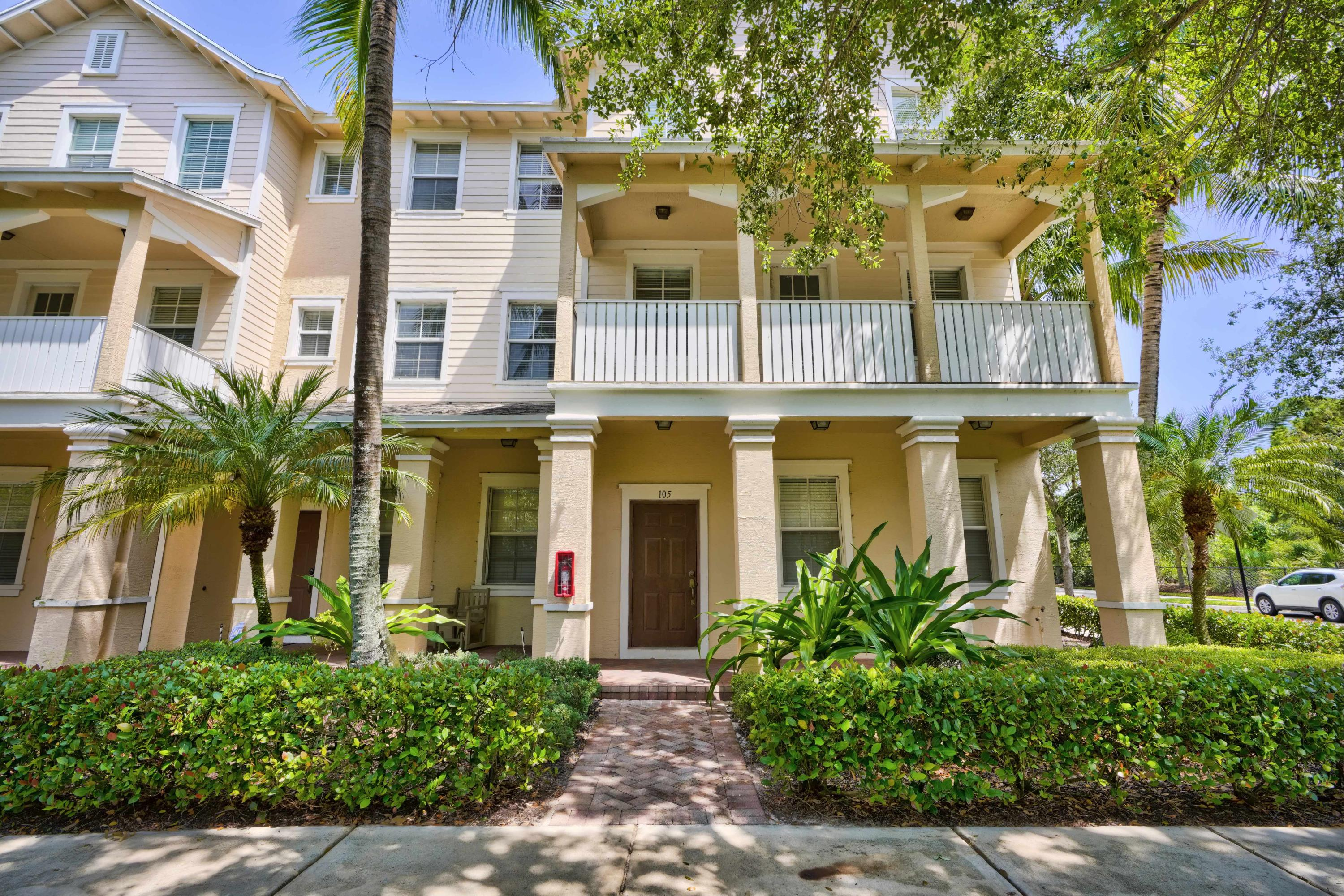 Townhouse/Row House for sale in 155 Indian Creek Parkway 105, Jupiter, Florida ,33458