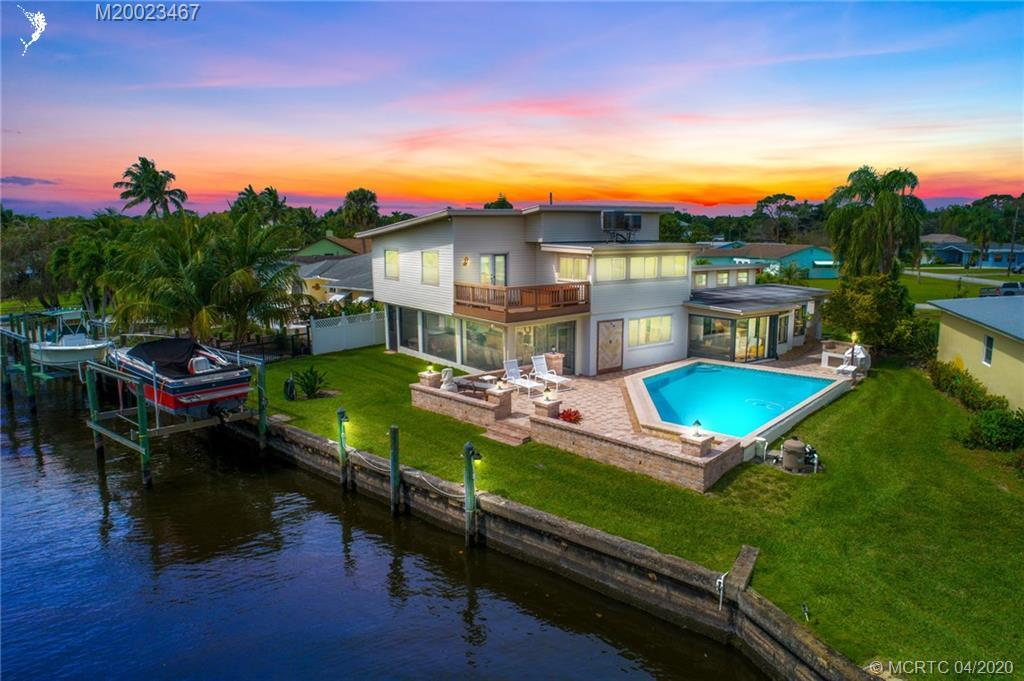 Single Family Home for sale in 1192 SW Pelican Crescent, Palm City, Florida ,34990
