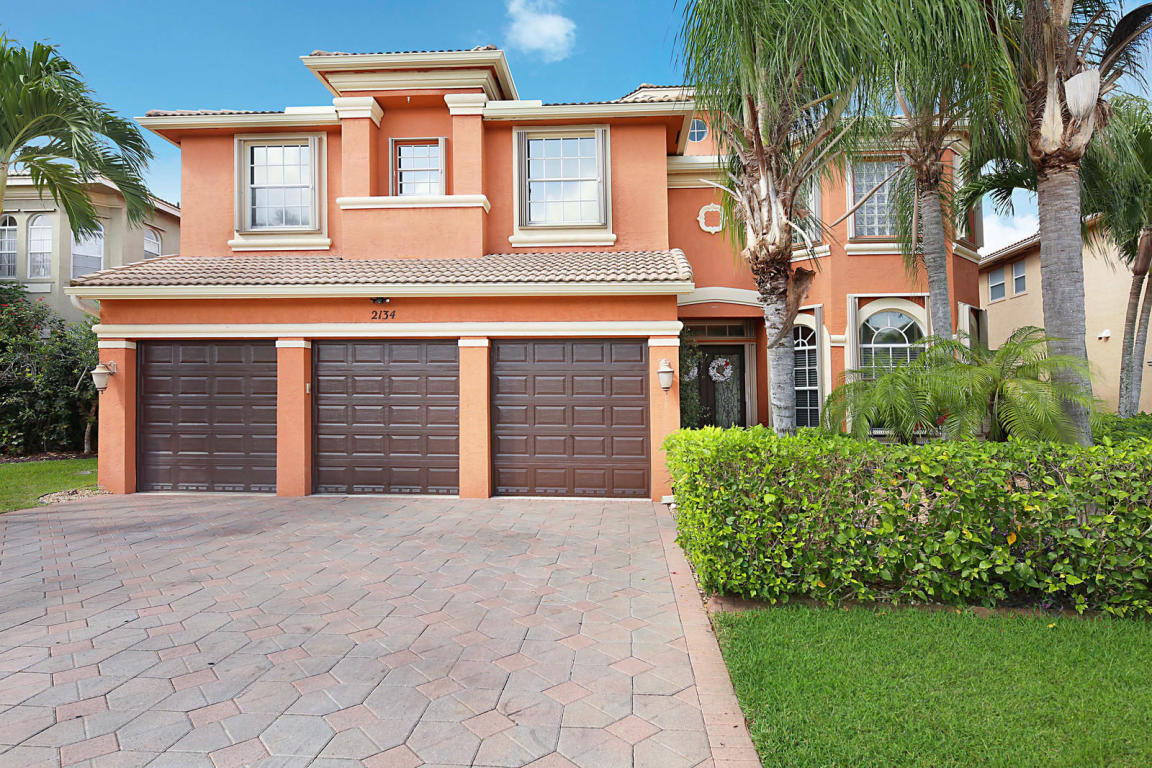 Single Family Home for sale in 2134 Bellcrest Court, Royal Palm Beach, Florida ,33411