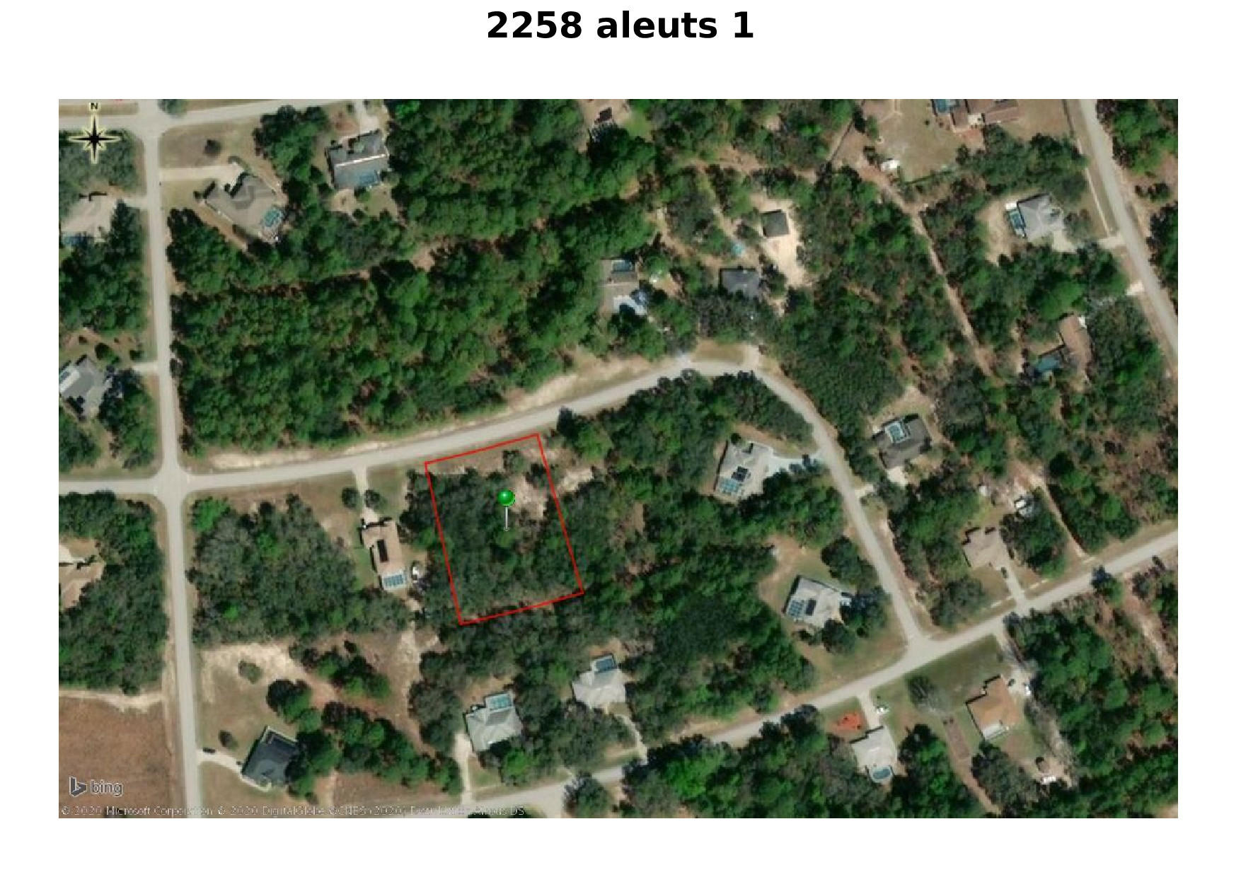 Land for sale in 2258 W Aleuts Drive, Beverly Hills, Florida ,34465