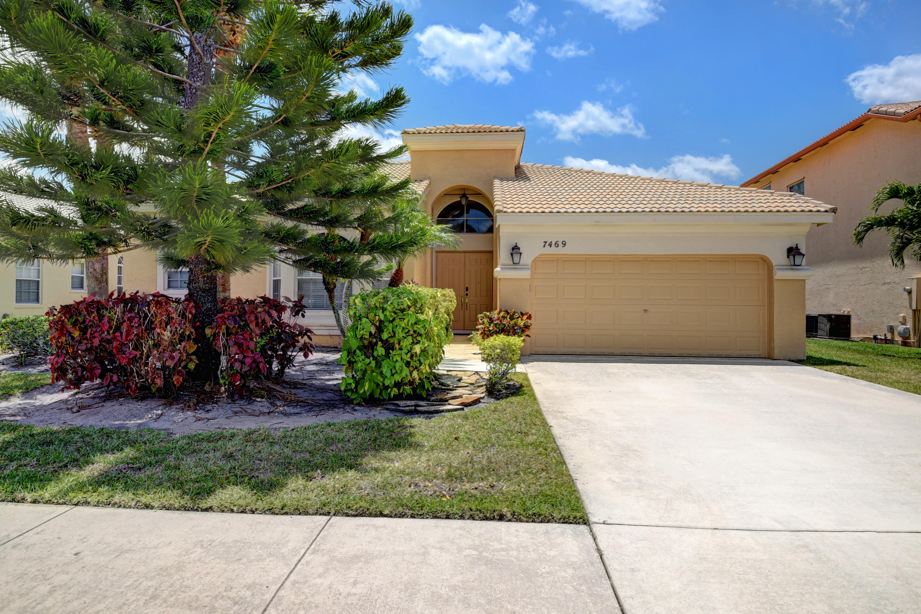 Single Family Home for rent in 7469 Greenville Circle, Lake Worth, Florida ,33467