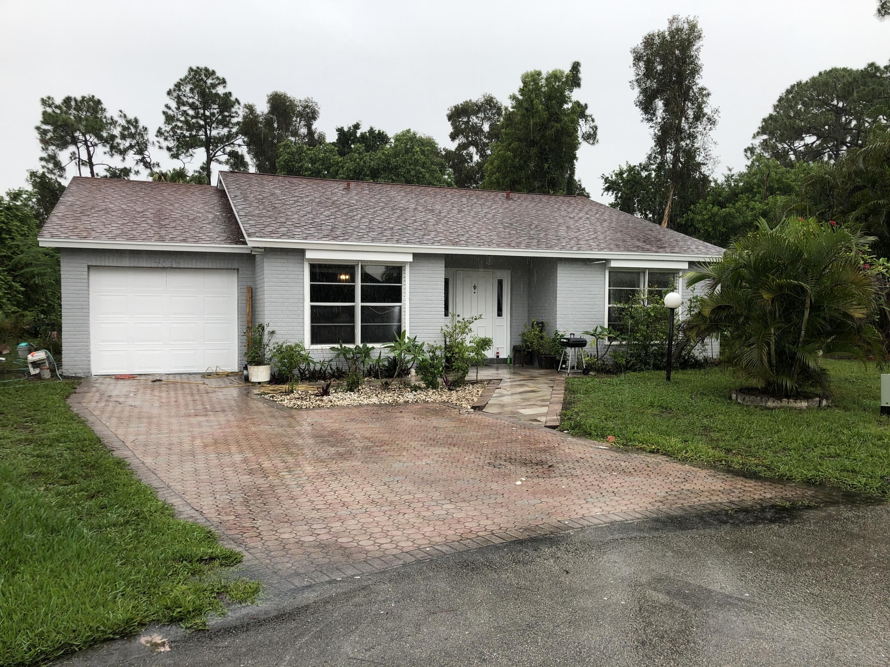 Single Family Home for sale in 7027 Pine Maner Drive, Lake Worth, Florida ,33467