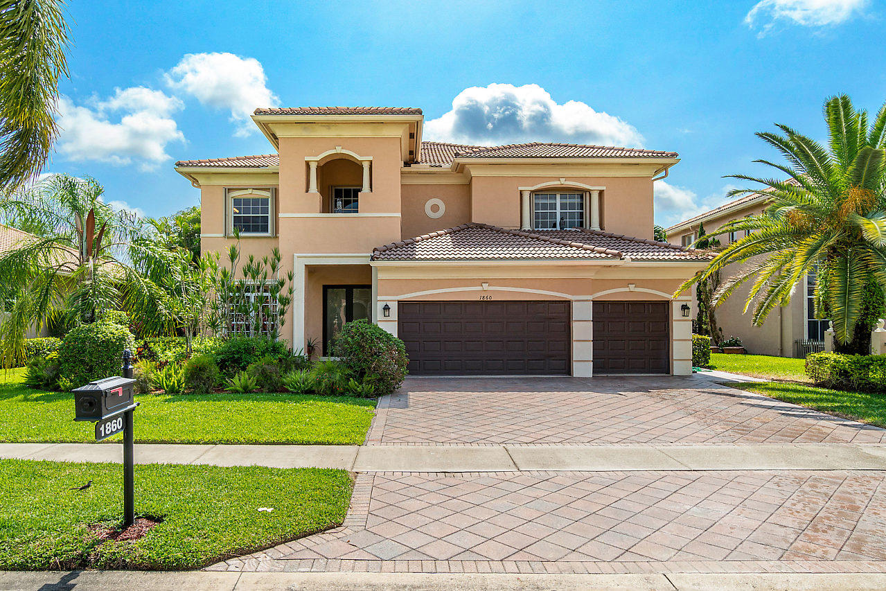Single Family Home for sale in 1860 Waldorf Street, Royal Palm Beach, Florida ,33411