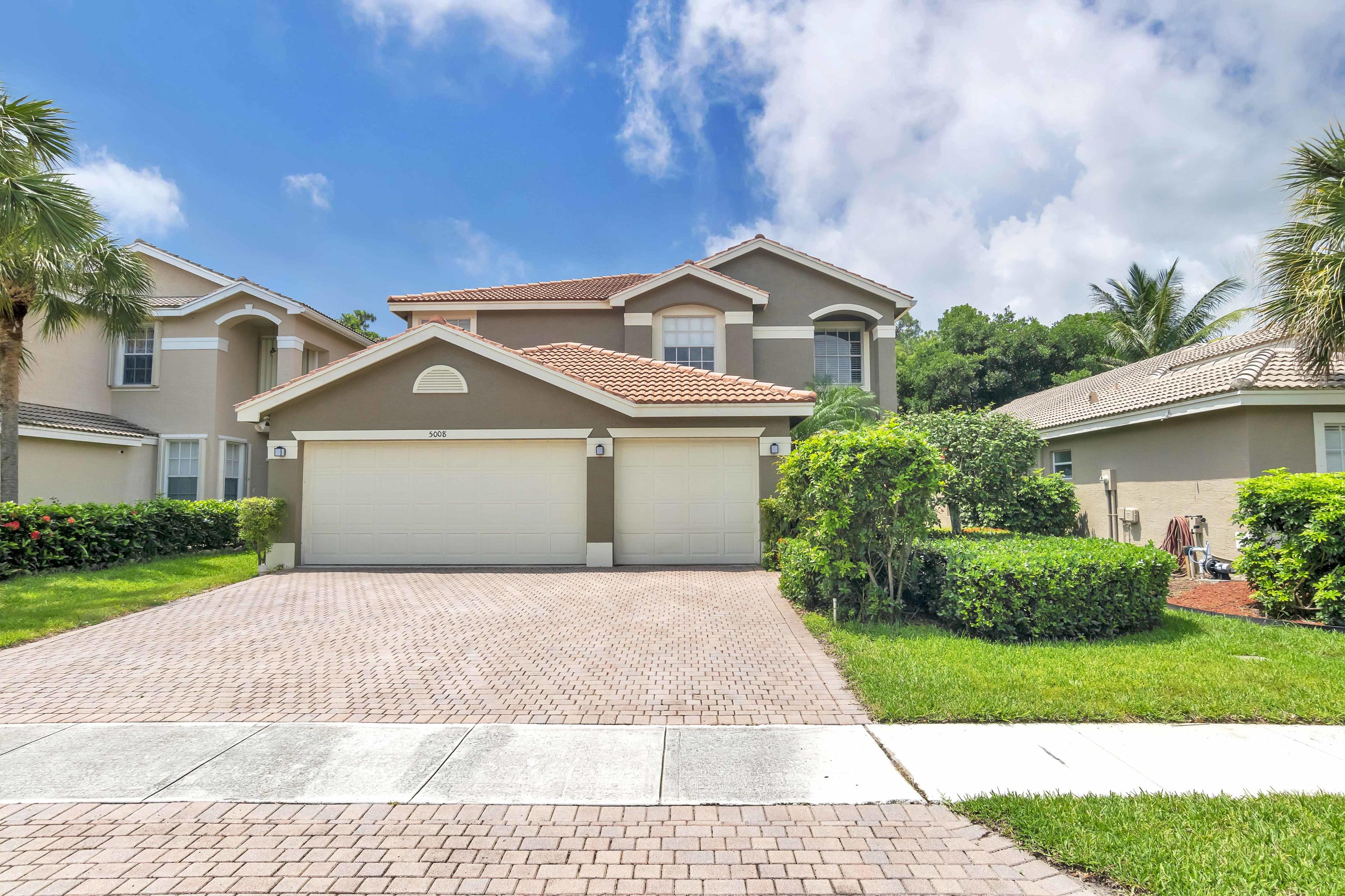 Single Family Home for sale in 5008 Sabreline Terrace, Greenacres, Florida ,33463