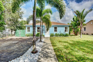 Single Family Home for sale in 1011 Avon Road, West Palm Beach, Florida ,33401