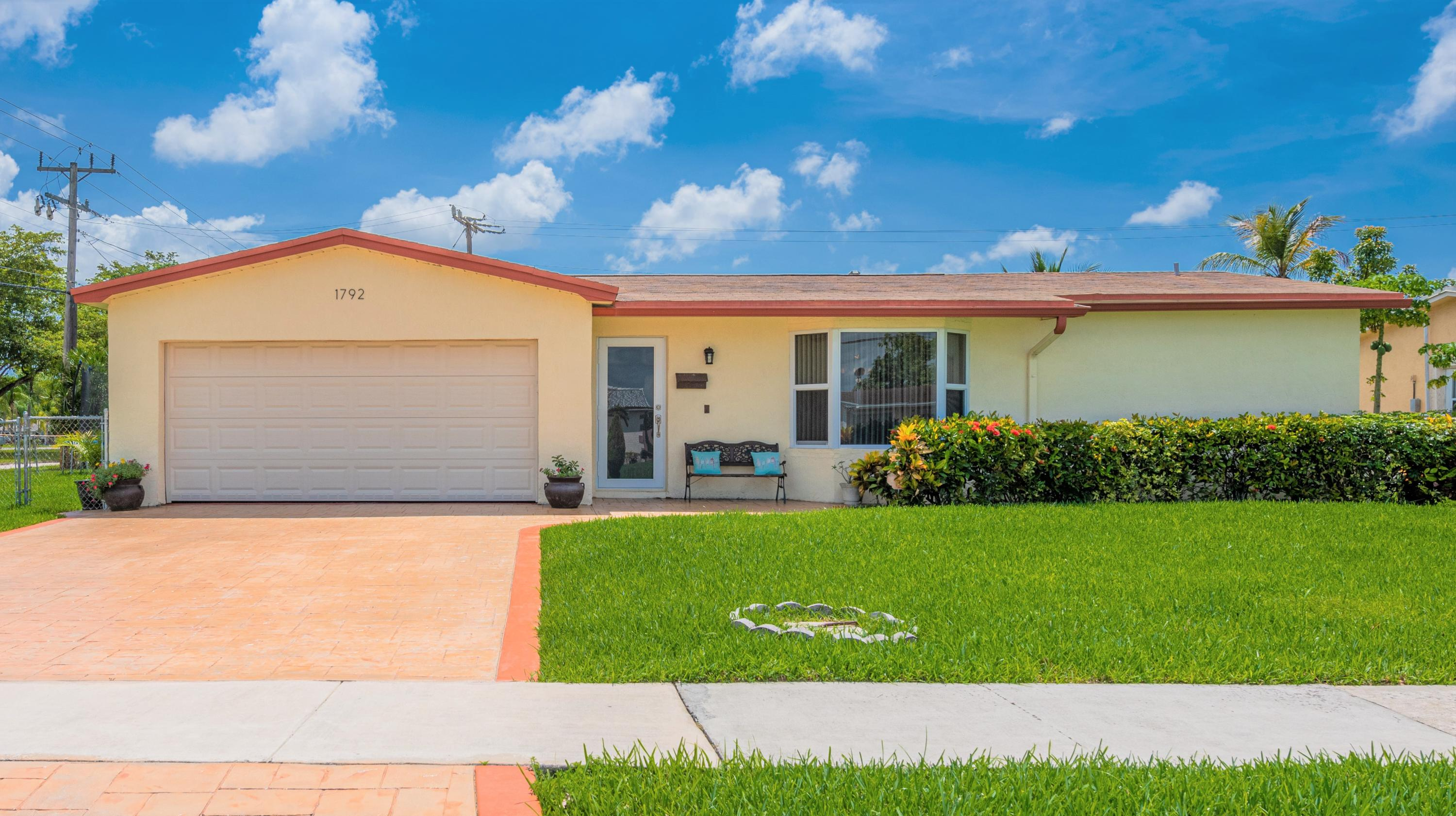 Single Family Home for sale in 1792 NW 66 Avenue, Margate, Florida ,33063
