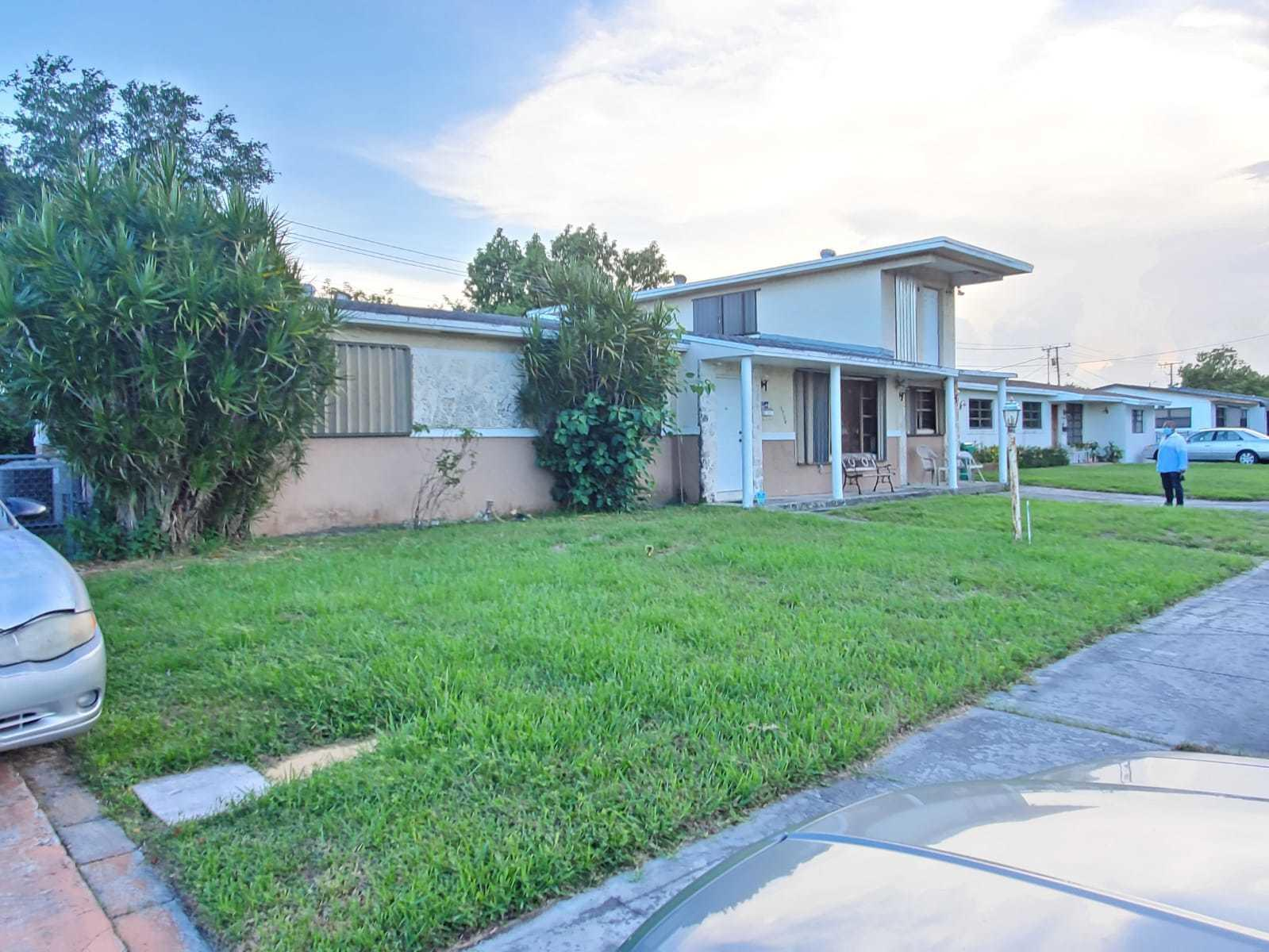 Single Family Home for sale in 1730 NW 191st Street, Miami Gardens, Florida ,33056