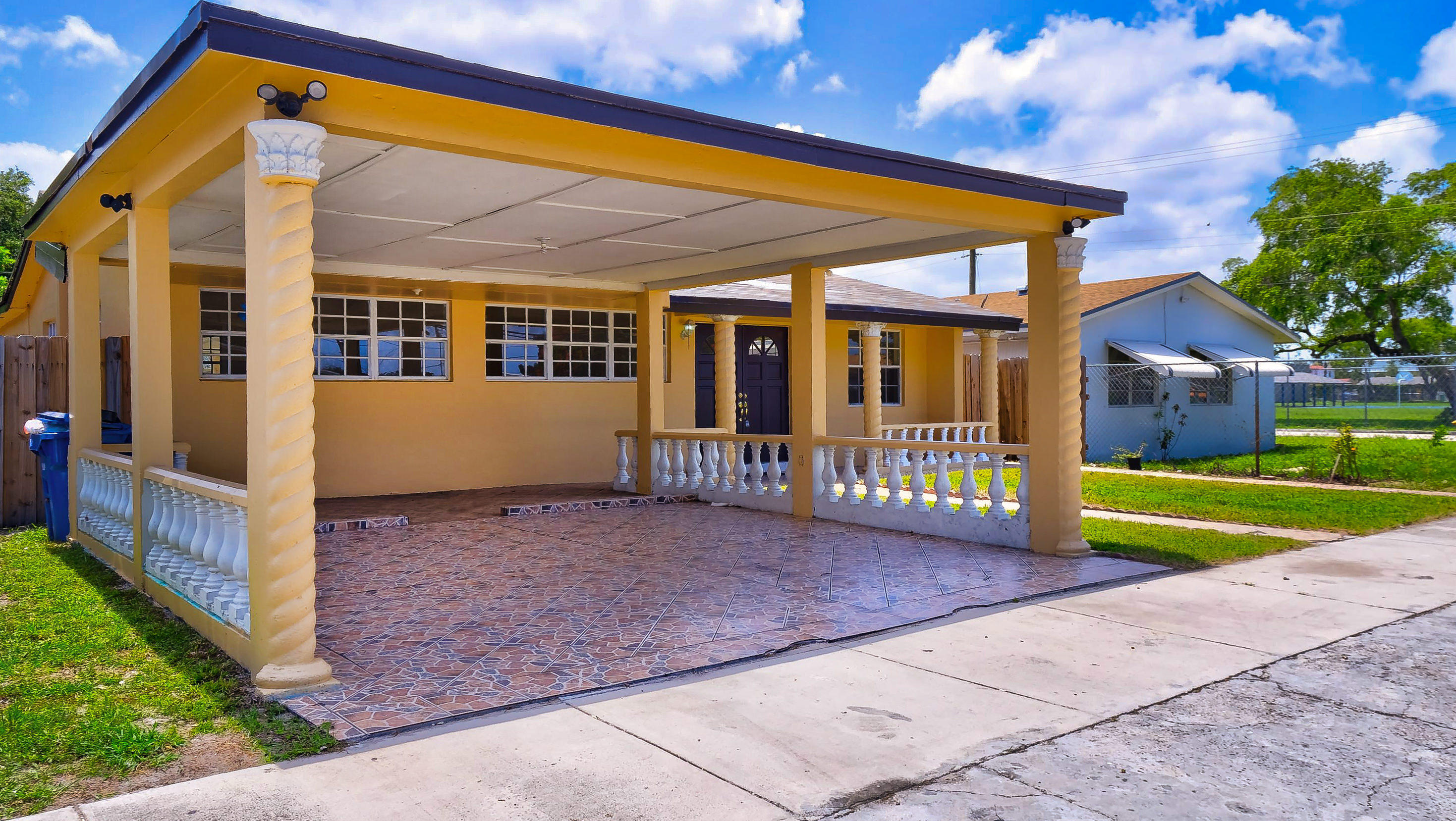 Single Family Home for sale in 15222 NW 18th Ave, Miami Gardens, Florida ,33054