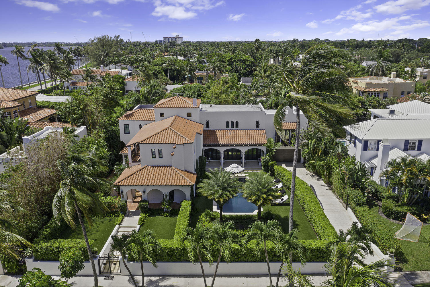 Single Family Home for sale in 196 Belmonte Road, West Palm Beach, Florida ,33405