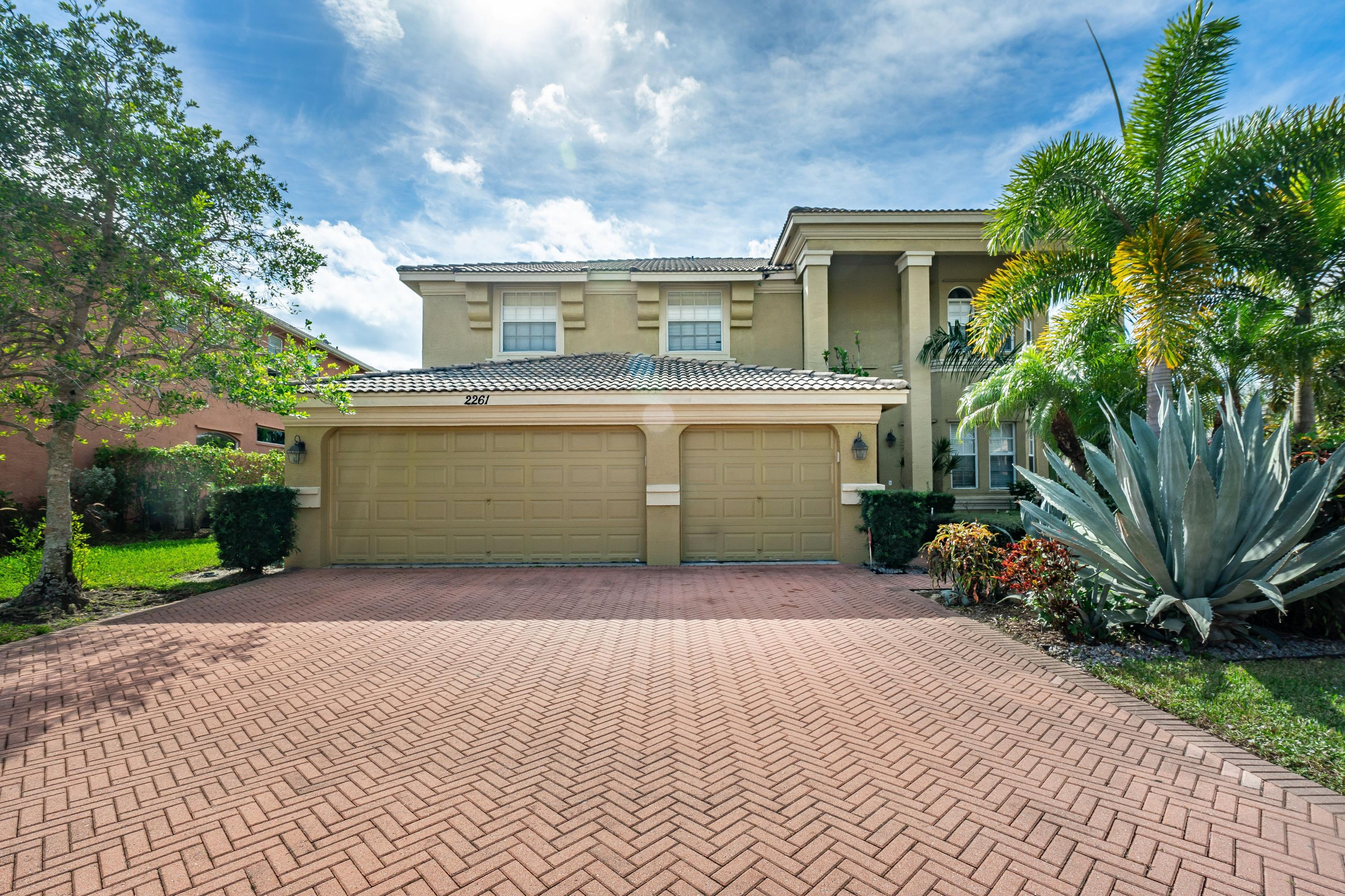 Single Family Home for sale in 2261 Ridgewood Circle, Royal Palm Beach, Florida ,33411