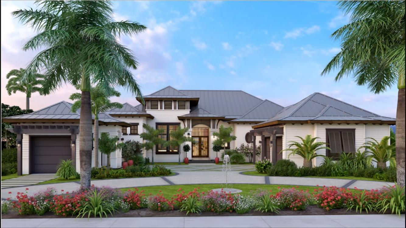 Single Family Home for sale in Edgewater Drive, Palm Beach Gardens, Florida ,33410