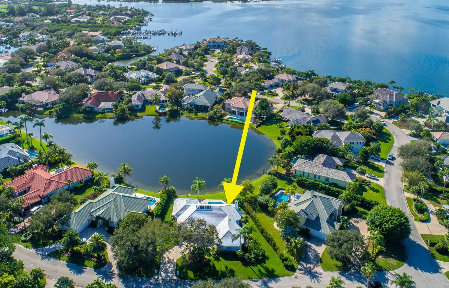 Single Family Home for sale in 349 Riverway Drive, Vero Beach, Florida ,32963