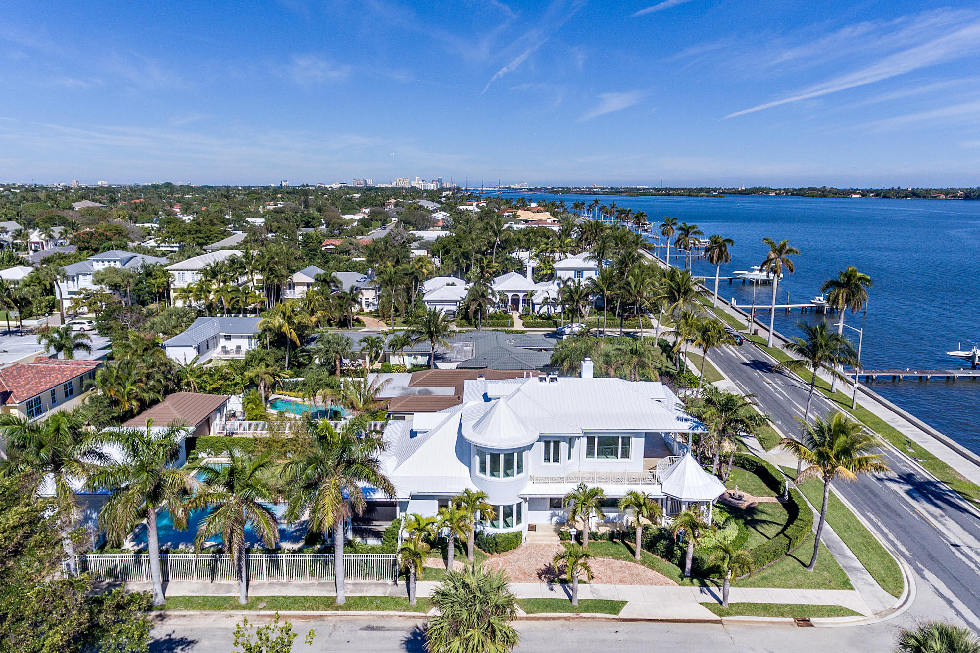 Single Family Home for sale in 6917 S Flagler Drive, West Palm Beach, Florida ,33405