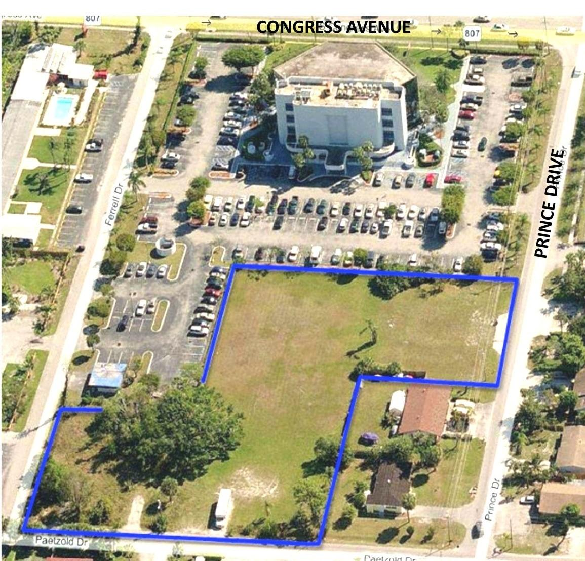 Land for sale in 3075 Prince Drive, Palm Springs, Florida ,33461