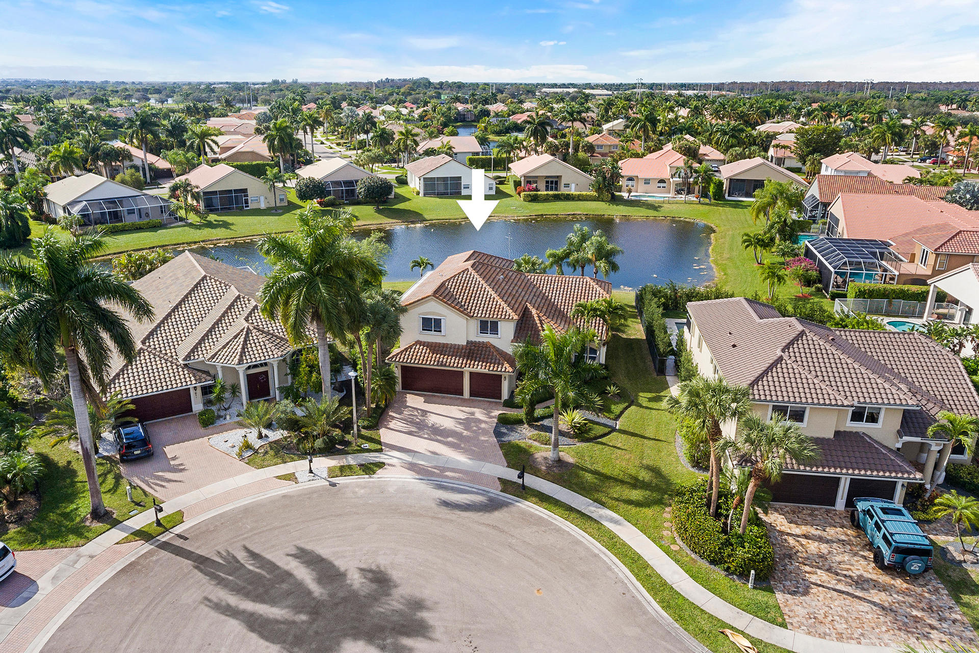 Single Family Home for sale in 19635 Biscayne Bay Drive, Boca Raton, Florida ,33498