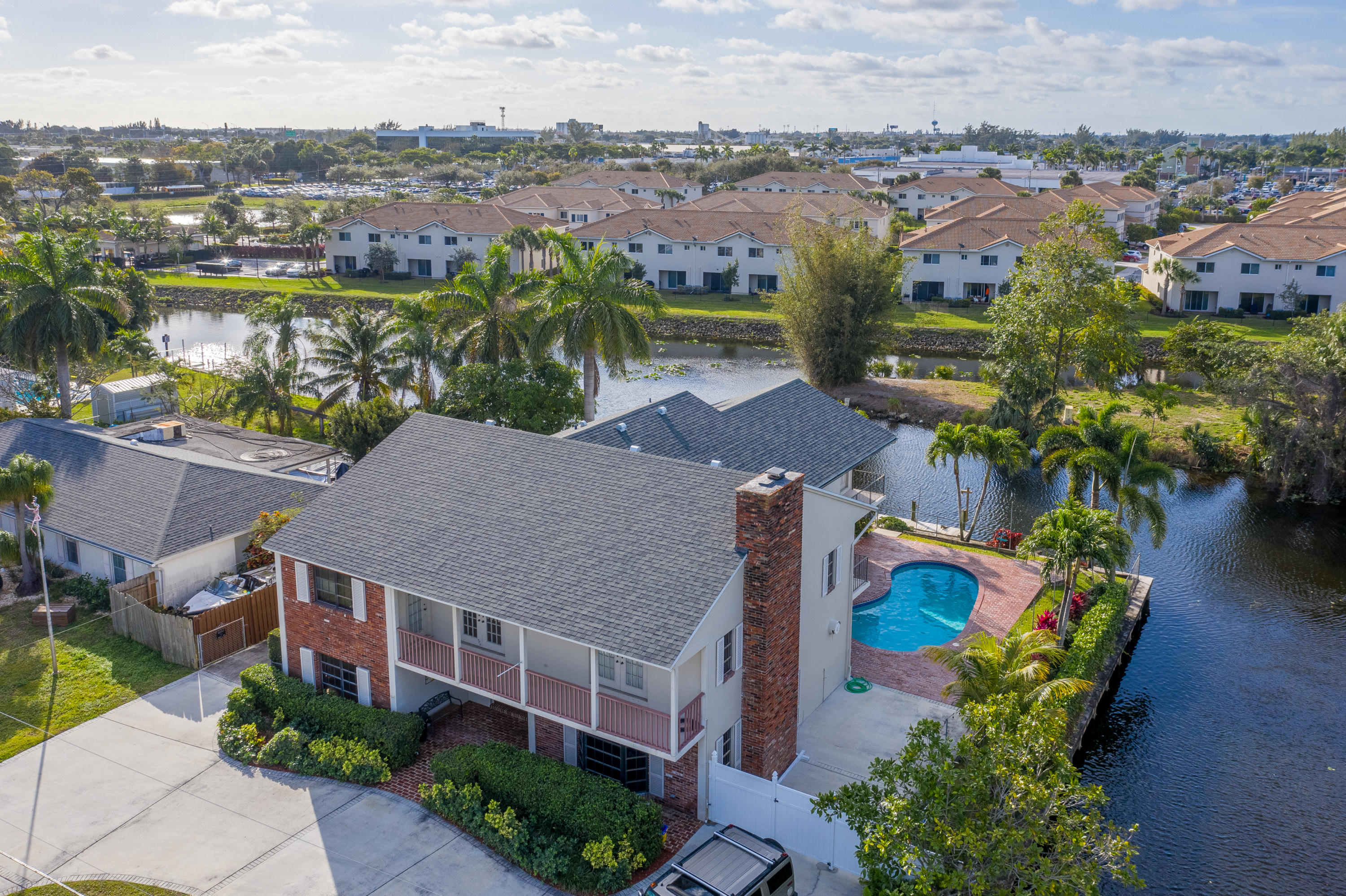 Single Family Home for sale in 1520 Mediterranean Road E, Lake Clarke Shores, Florida ,33406