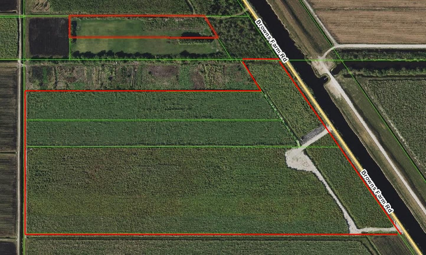 Land for sale in Browns Farm Road, Belle Glade, Florida ,33430