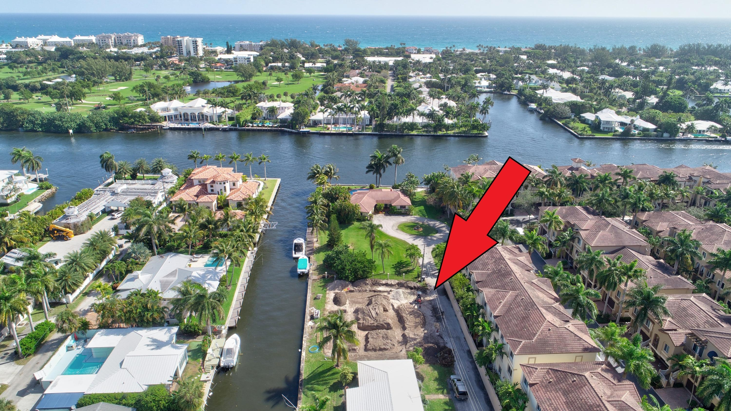 Land for sale in 815 Palmer Road, Delray Beach, Florida ,33483