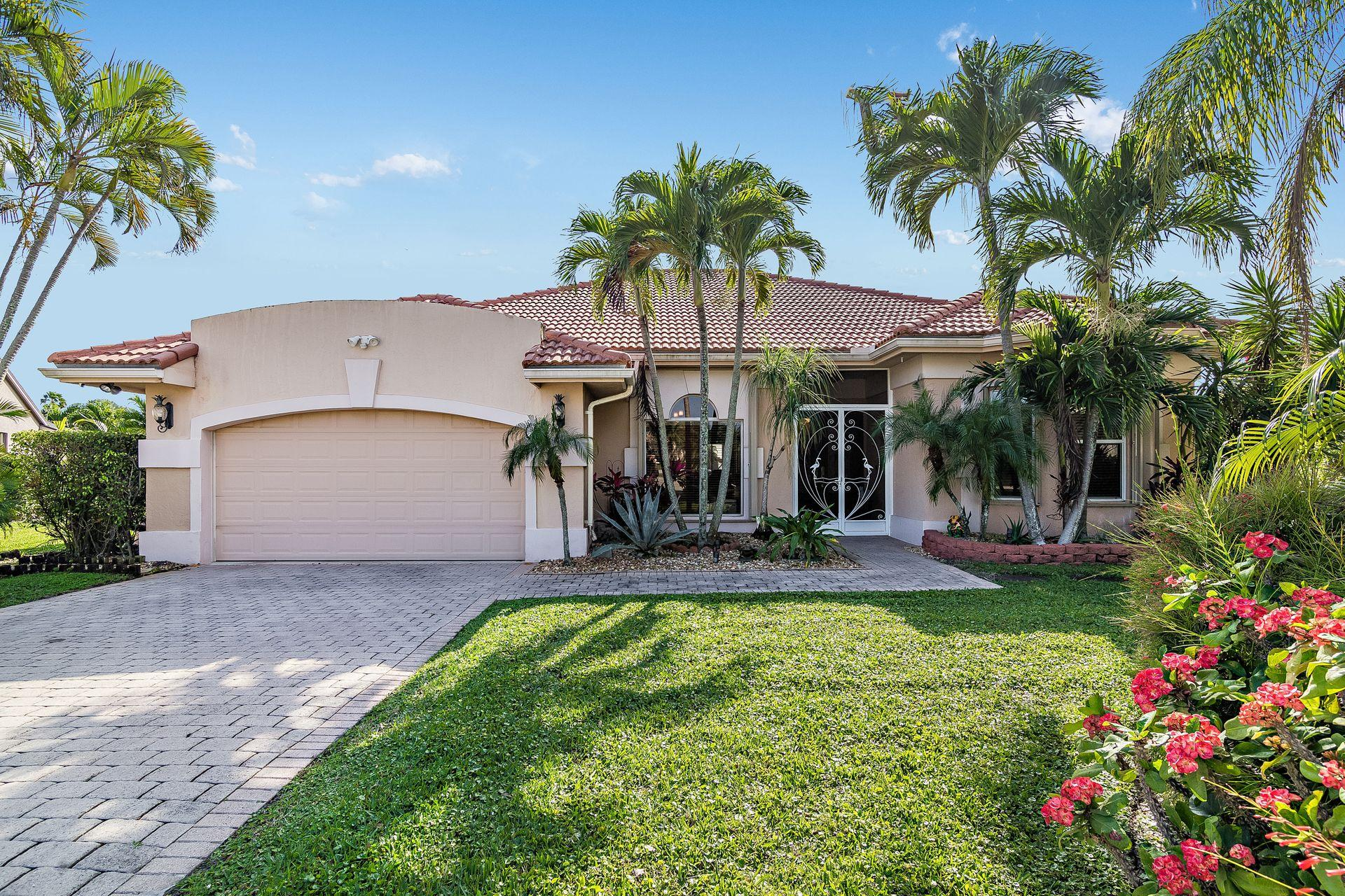Single Family Home for sale in 13486 William Myers Court, Palm Beach Gardens, Florida ,33410