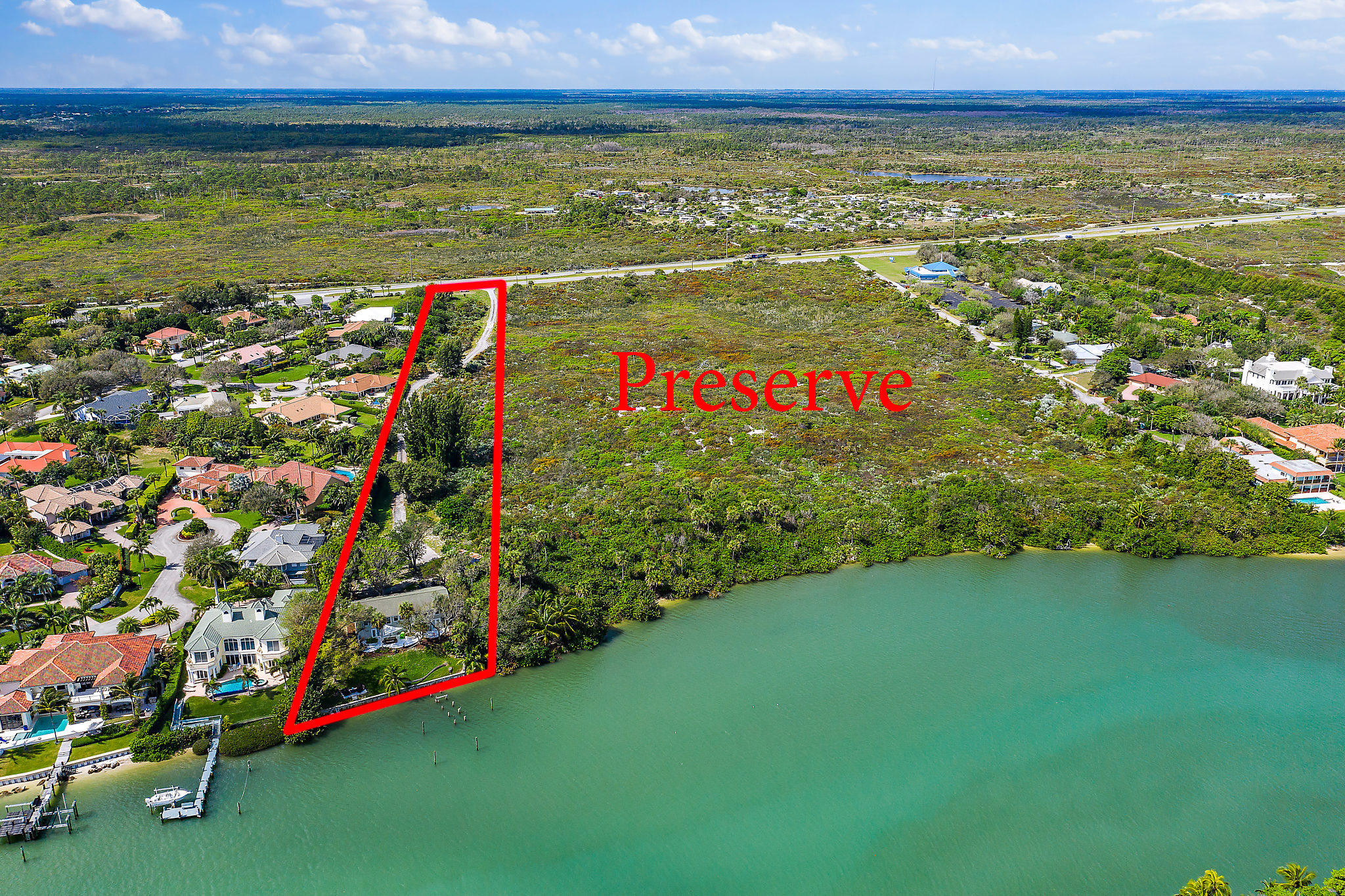 Land for sale in 17053 SE Federal Highway, Tequesta, Florida ,33469