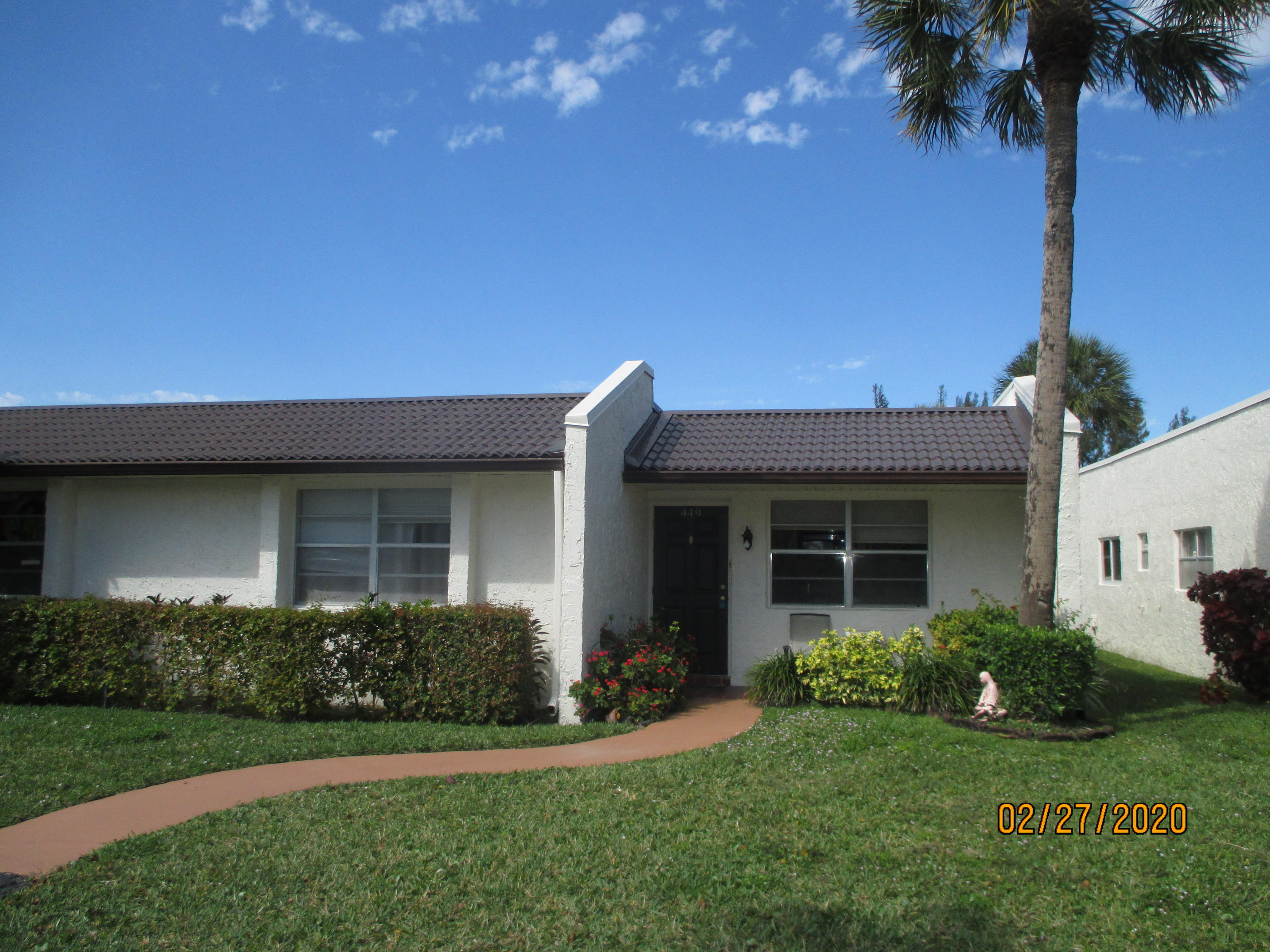Single Family Home for sale in 449 Golden River Drive, West Palm Beach, Florida ,33411