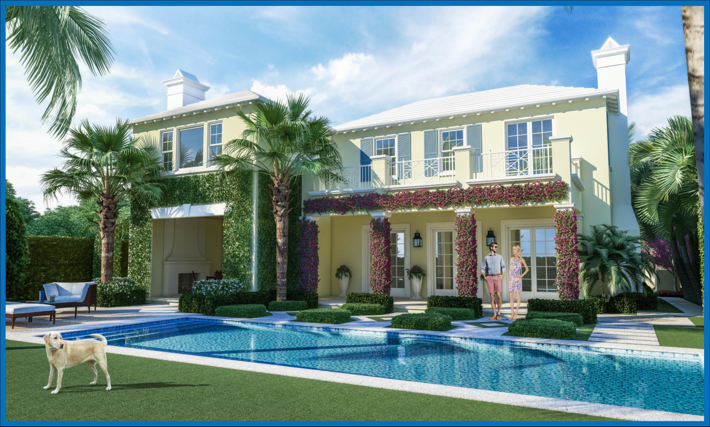 Single Family Home for sale in 1280 N Lake Way, Palm Beach, Florida ,33480