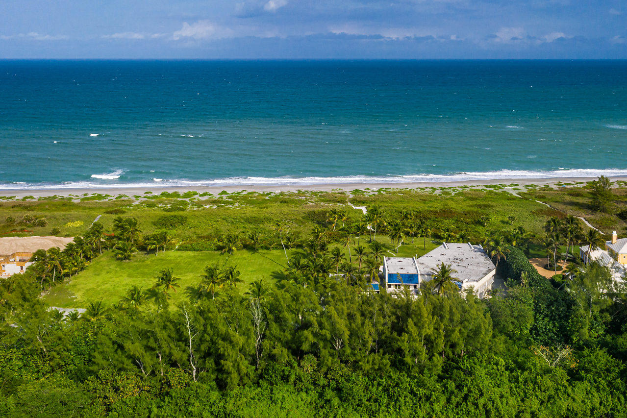 Land for sale in 481a S Beach Road, Hobe Sound, Florida ,33455