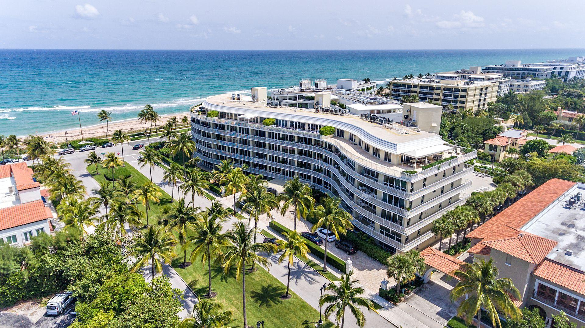 Condominium for sale in 100 Royal Palm Way C-2, Palm Beach, Florida ,33480
