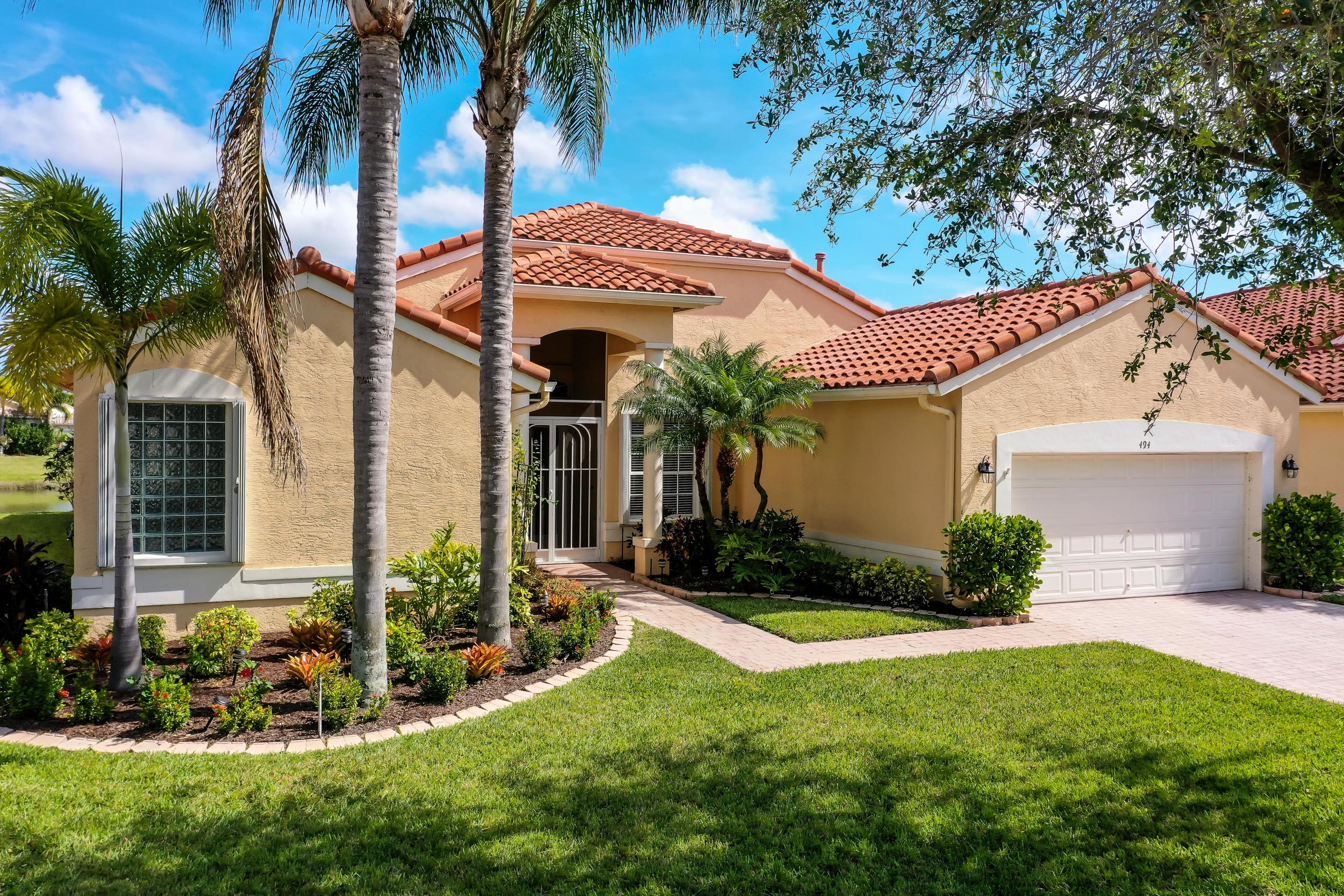 Single Family Home for sale in 494 NW Blue Lake Drive, Port Saint Lucie, Florida ,34986