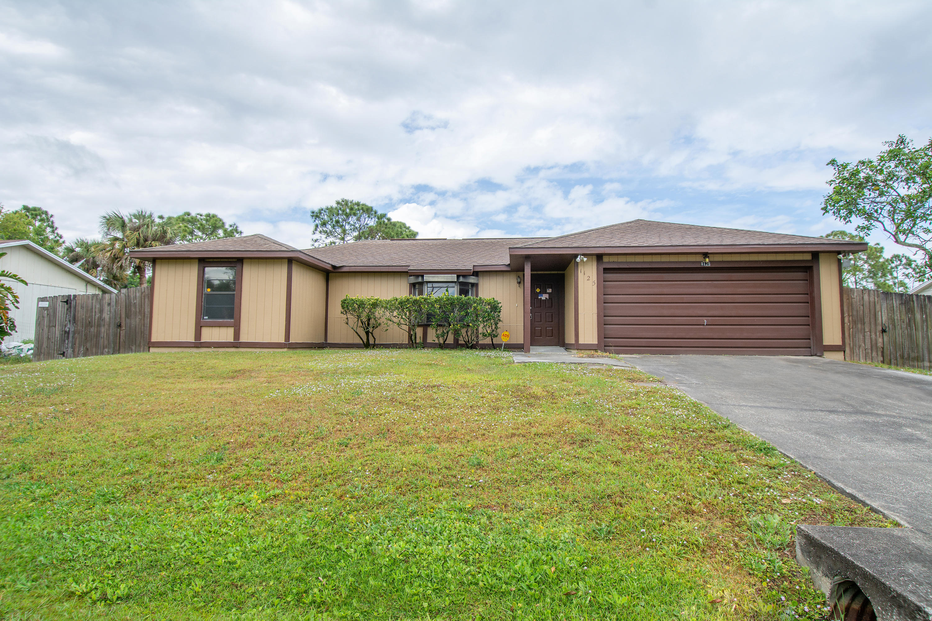Single Family Home for sale in 1125 Siboney Street NW, Palm Bay, Florida ,32907