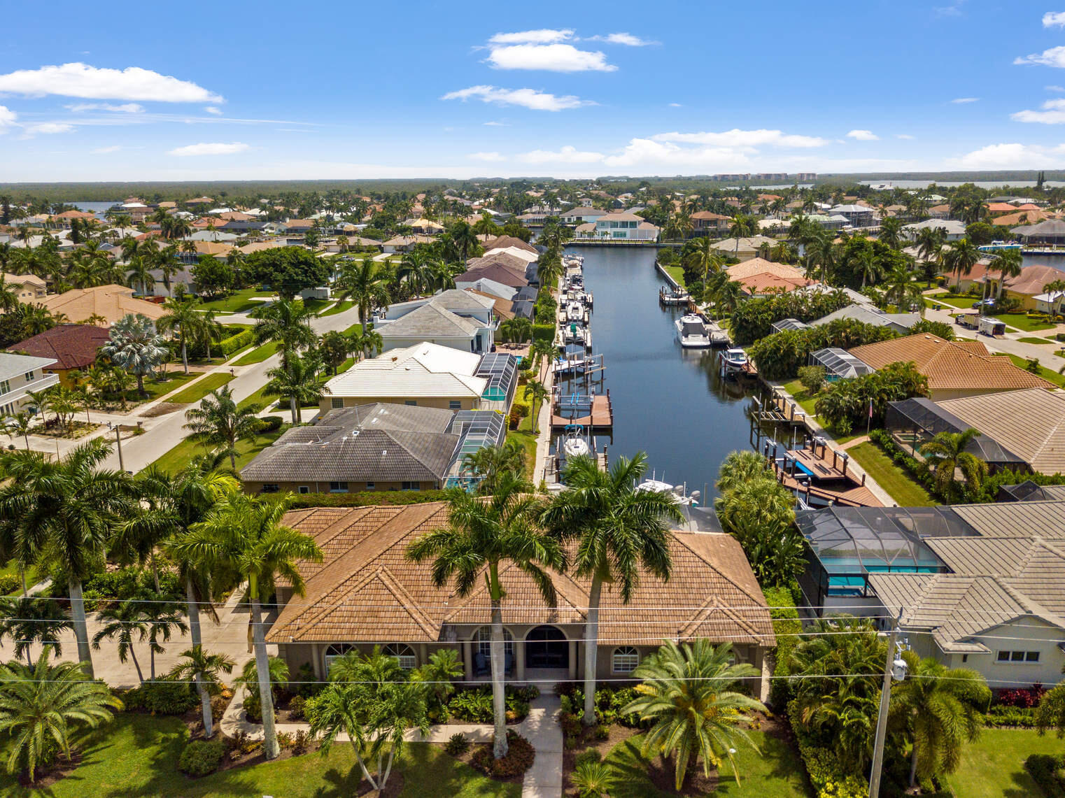 Single Family Home for sale in 1811 Woodbine Court, Marco Island, Florida ,34145