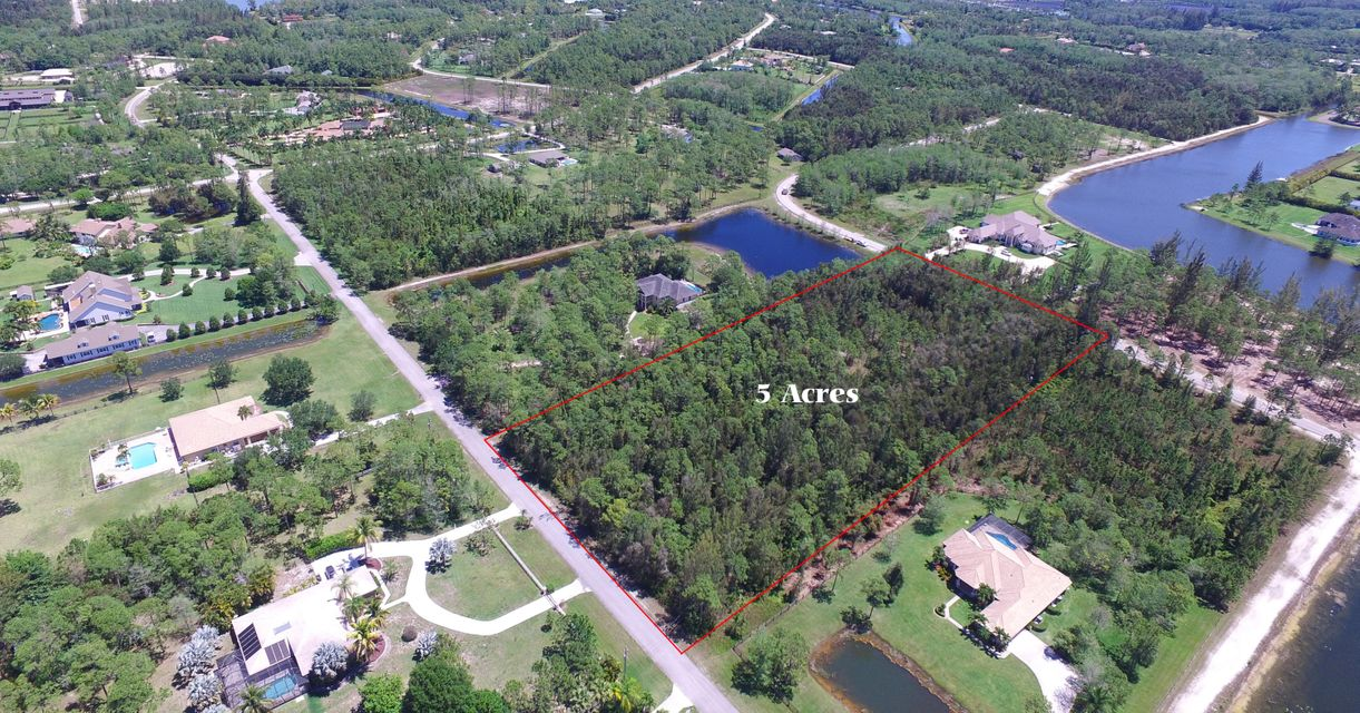 Land for sale in 6401 Wild Orchid Trail, Lake Worth, Florida ,33449