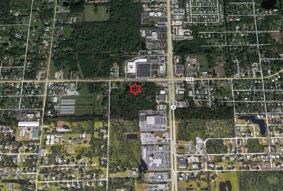Land for sale in 511 Midway Road, Fort Pierce, Florida ,34982