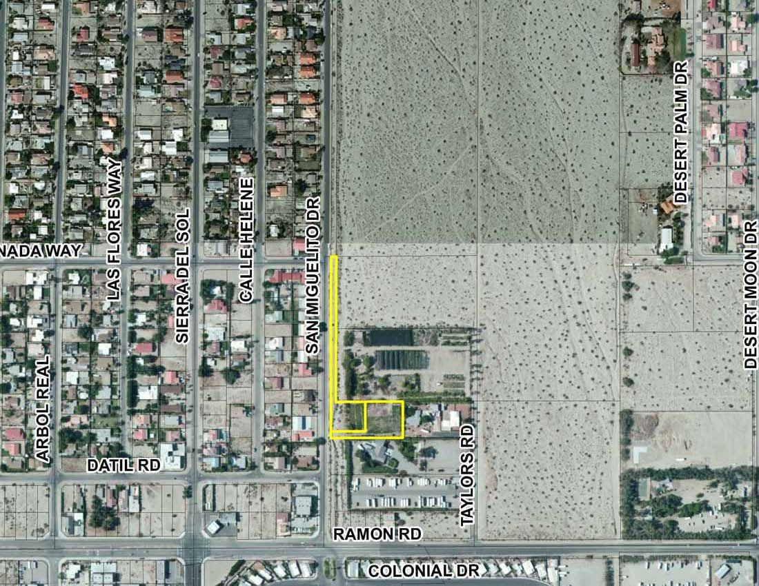 Farms & Ranches for sale in E San Miguelito Dr./N Ramon Rd., Thousand Palms, California