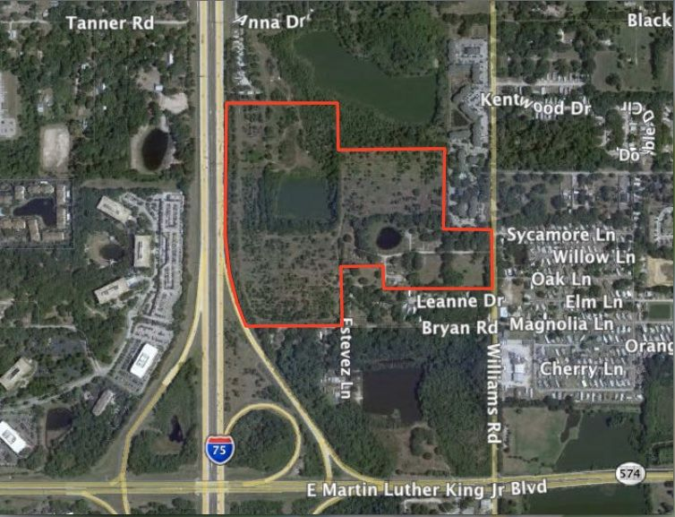 Commercial Land for sale in 4330 Williams Road, Tampa, Florida