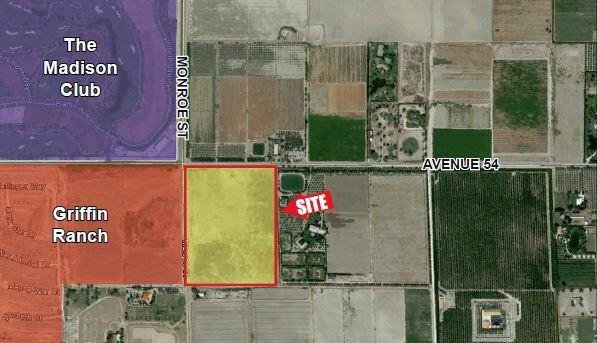 Commercial Land for sale in Avenue 54 & Monroe, Thermal, California