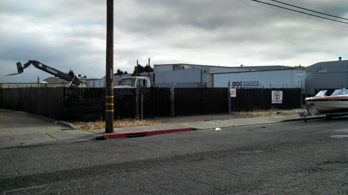 industrial for sale in 1897 National Avenue, Hayward, California